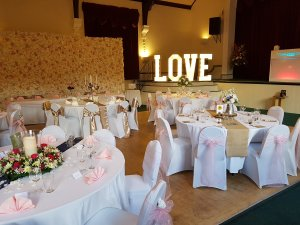 Town Hall Wedding Venue Open Weekend