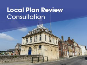 Consultation for Local Plan Review - Date Extended