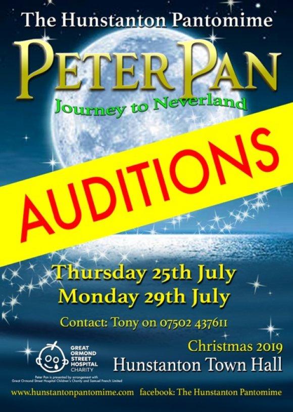 Hunstanton Pantomime 2019 - Peter Pan | Hunstanton Town Council