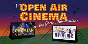 Open Air Cinema on the Green