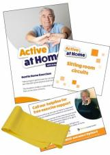 ACTIVE NORFOLK – FREE EXERCISE AT HOME PACKS FOR VULNERABLE ADULTS